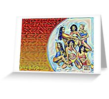 Style 000139 Greeting Card