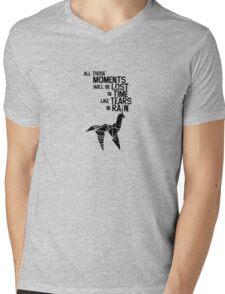 blade runner tears in the rain Mens V-Neck T-Shirt