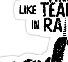 blade runner tears in the rain Sticker