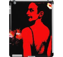 The Bridesmaid: Red iPad Case/Skin