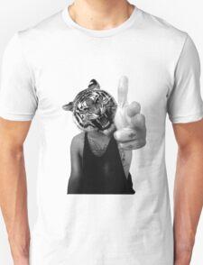 Tiger man Unisex T-Shirt