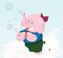 Phipphy the 'phant (1) by ciaca