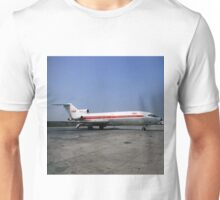 TWA Boeing 727, Trans World Airlines Unisex T-Shirt