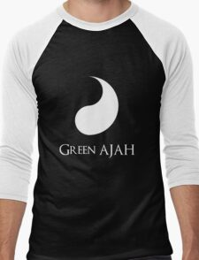 The Green Ajah Men's Baseball ¾ T-Shirt