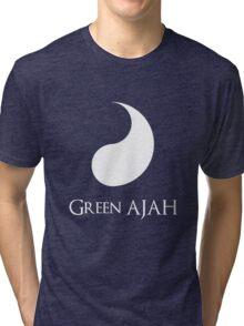 The Green Ajah Tri-blend T-Shirt