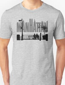 Manhattan Unisex T-Shirt