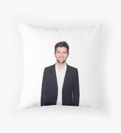 Ben Wyatt Throw Pillow