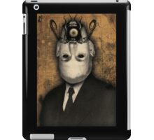 Never explain anything iPad Case/Skin