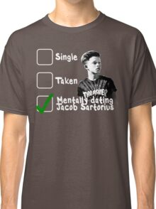 Mentally Dating Jacob Sartorius Classic T-Shirt