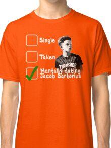 Mentally Dating Jacob Sartorius Classic T-Shirt