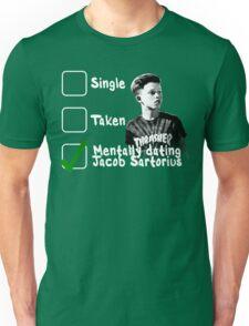 Mentally Dating Jacob Sartorius Unisex T-Shirt