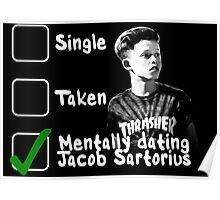 Mentally Dating Jacob Sartorius Poster