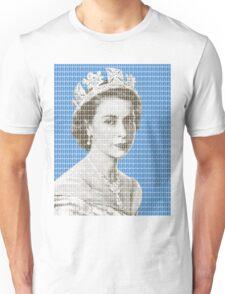 God Save The Queen - Blue Unisex T-Shirt