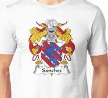 Sanchez Coat of Arms/Family Crest Unisex T-Shirt