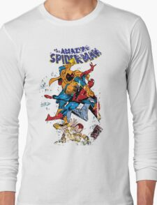 Spider-man vs Hobgoblin  Long Sleeve T-Shirt