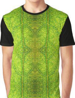 Macro Leaf No 4 Graphic T-Shirt