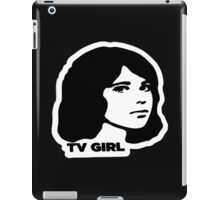 tv girl iPad Case/Skin