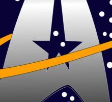 Starfleet Command Badge Sticker