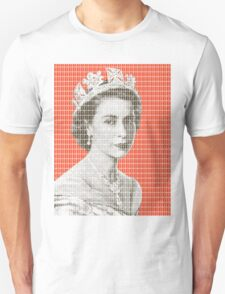 God Save The Queen - Orange Unisex T-Shirt