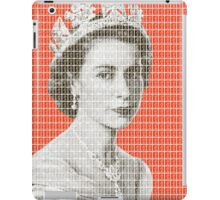 God Save The Queen - Orange iPad Case/Skin