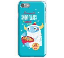 Abominable Snowflakes iPhone Case/Skin
