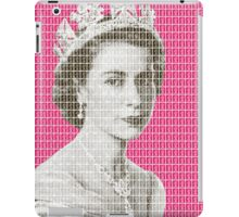 God Save The Queen - Pink iPad Case/Skin