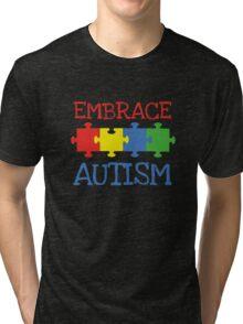 Embrace Autism Tri-blend T-Shirt