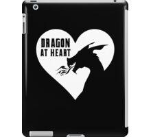 Dragon at Heart - Fantasy iPad Case/Skin