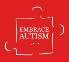 Embrace Autism by DesignFactoryD