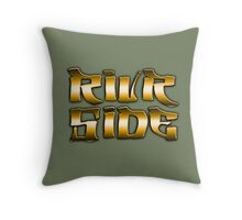 OFF/topic.09 Throw Pillow