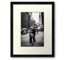 New York Love Framed Print