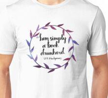 Simply a Book Drunkard Unisex T-Shirt
