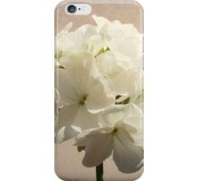 Antique white iPhone Case/Skin