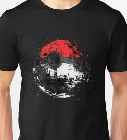 Pokemon Death Star Ultimate ! Unisex T-Shirt