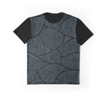 Veins - Dark Teal Graphic T-Shirt