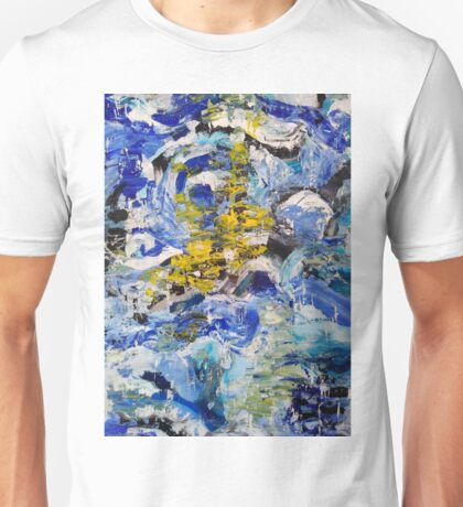 Abstract painting 11 Unisex T-Shirt