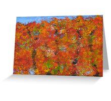 023 Fall Colors Greeting Card