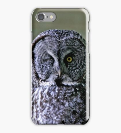 Here's Looking at You...........Kiddo iPhone Case/Skin