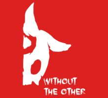 Without The Other - Never One Baby Tee
