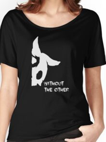 Without The Other - Never One Women's Relaxed Fit T-Shirt