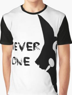 Never One - Without The Other Graphic T-Shirt