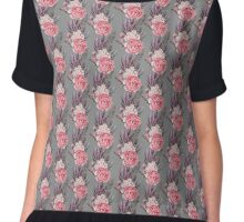 Peony Bloom Collection- Pattern 7 Chiffon Top