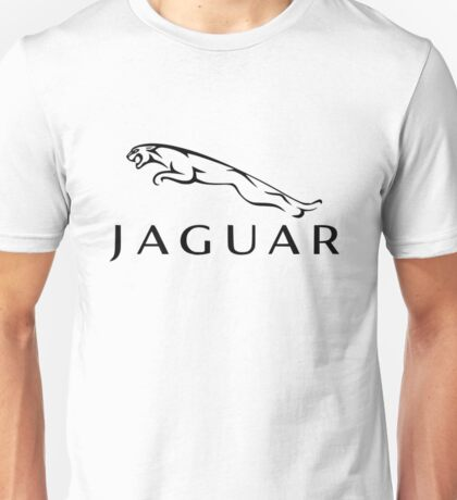 JAGUAR CLASSIC CAR Unisex T-Shirt