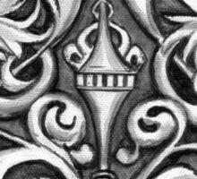 Architectural Detail #1 Sticker