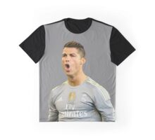Cristiano Ronaldo Graphic T-Shirt