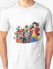 monkey d luffy Unisex T-Shirt