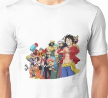 monkey d luffy Unisex T-Shirt