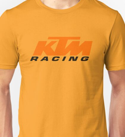 KTM RACING LOGO Unisex T-Shirt