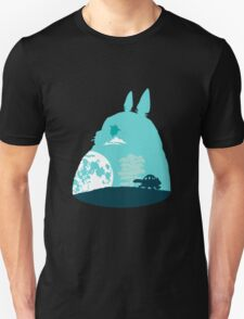 Totoro And Nekobasu Ultimate ! Unisex T-Shirt
