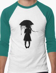 umbrella Men's Baseball ¾ T-Shirt